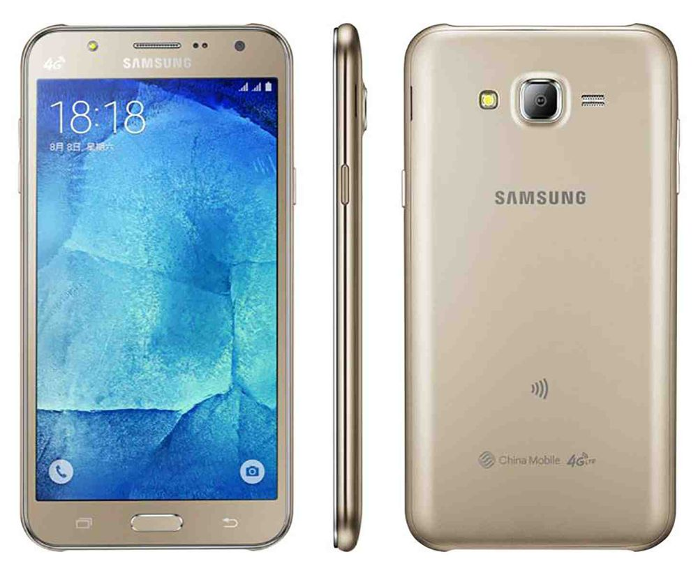Samsung Galaxy J7 Android Smartphone