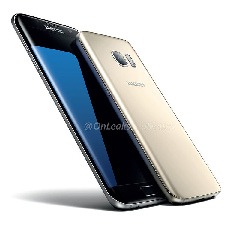 Samsung Galaxy S7 edge Android Smartphone