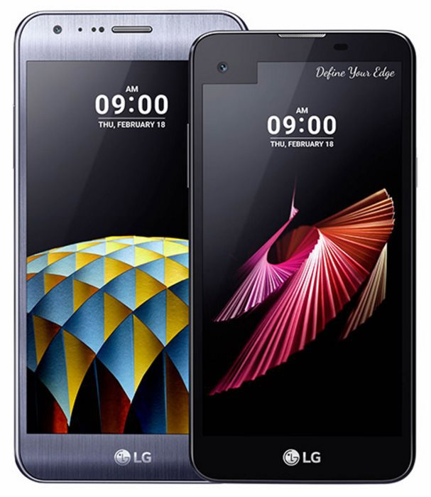 LG X Cam und LG X Screen Android Smartphones