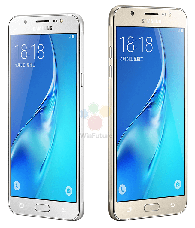Samsung Galaxy J7 2016 Android Smartphone