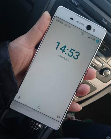 Sony Xperia C6 Android Smartphone