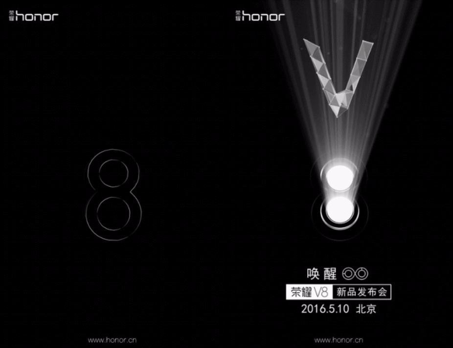 Honor V8 Android Smartphone