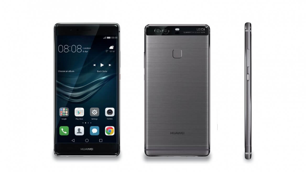 Huawei P9 Plus Android Smartphone
