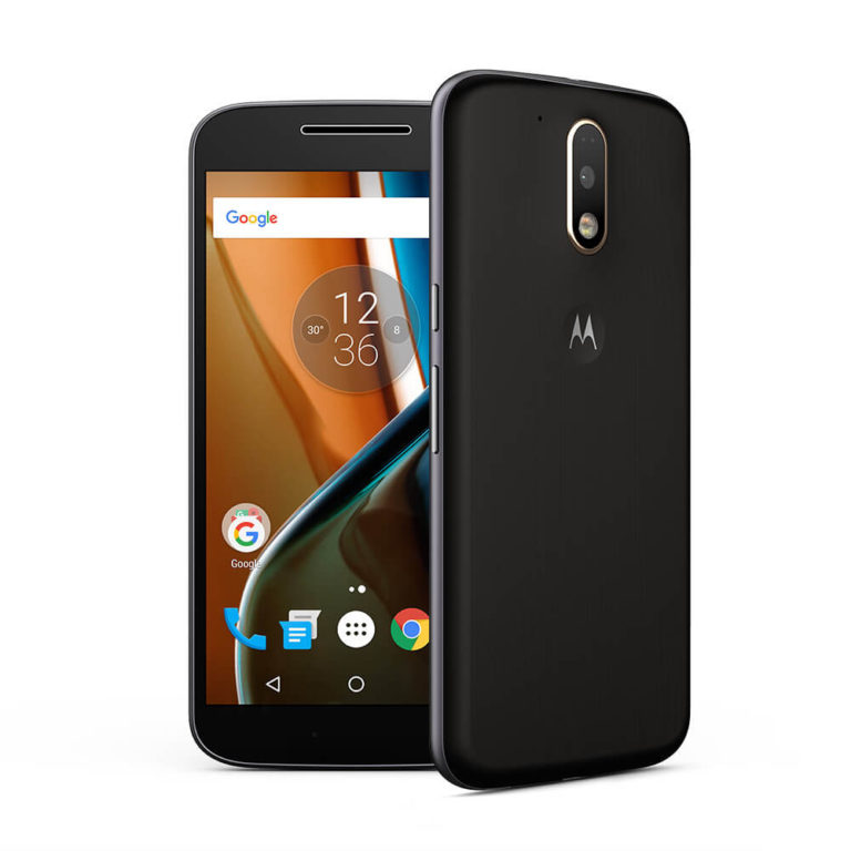 Moto G4 Android Smartphone
