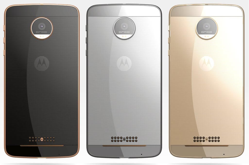 Moto Z Android Smartphone