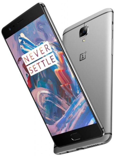 OnePlus 3 Android Smartphone