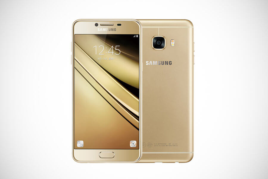 Samsung Galaxy C7 Android Smartphone