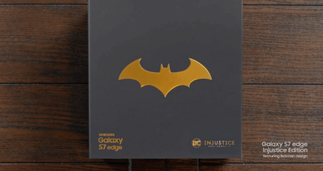 Samsung Galaxy S7 edge Injustice Edition Android Smartphone