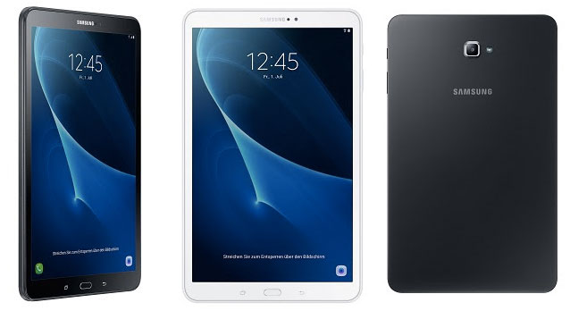 Samsung Galaxy Tab A 10.1 2016 Android Tablet