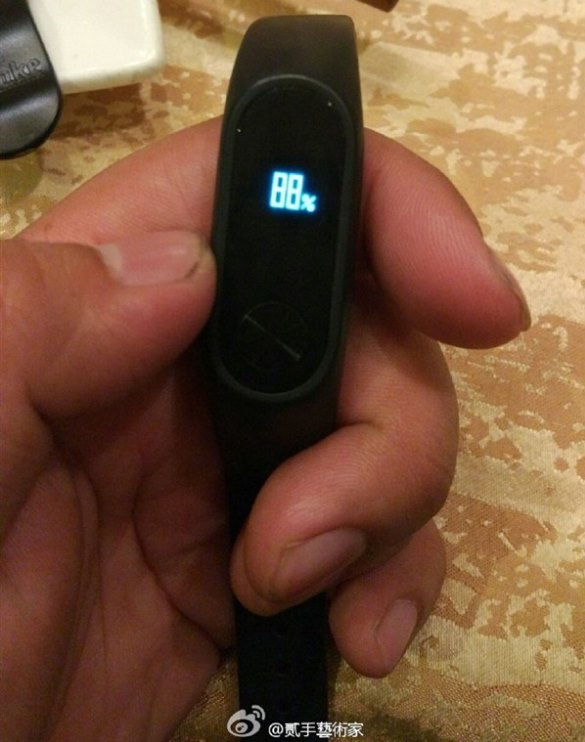 Xiaomi Mi Band 2 Wearable