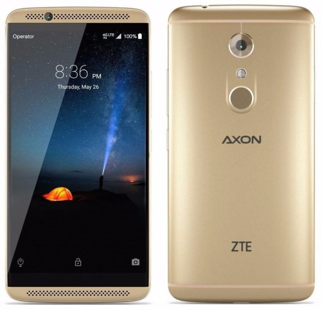 ZTE Axon 7 Android Smartphone