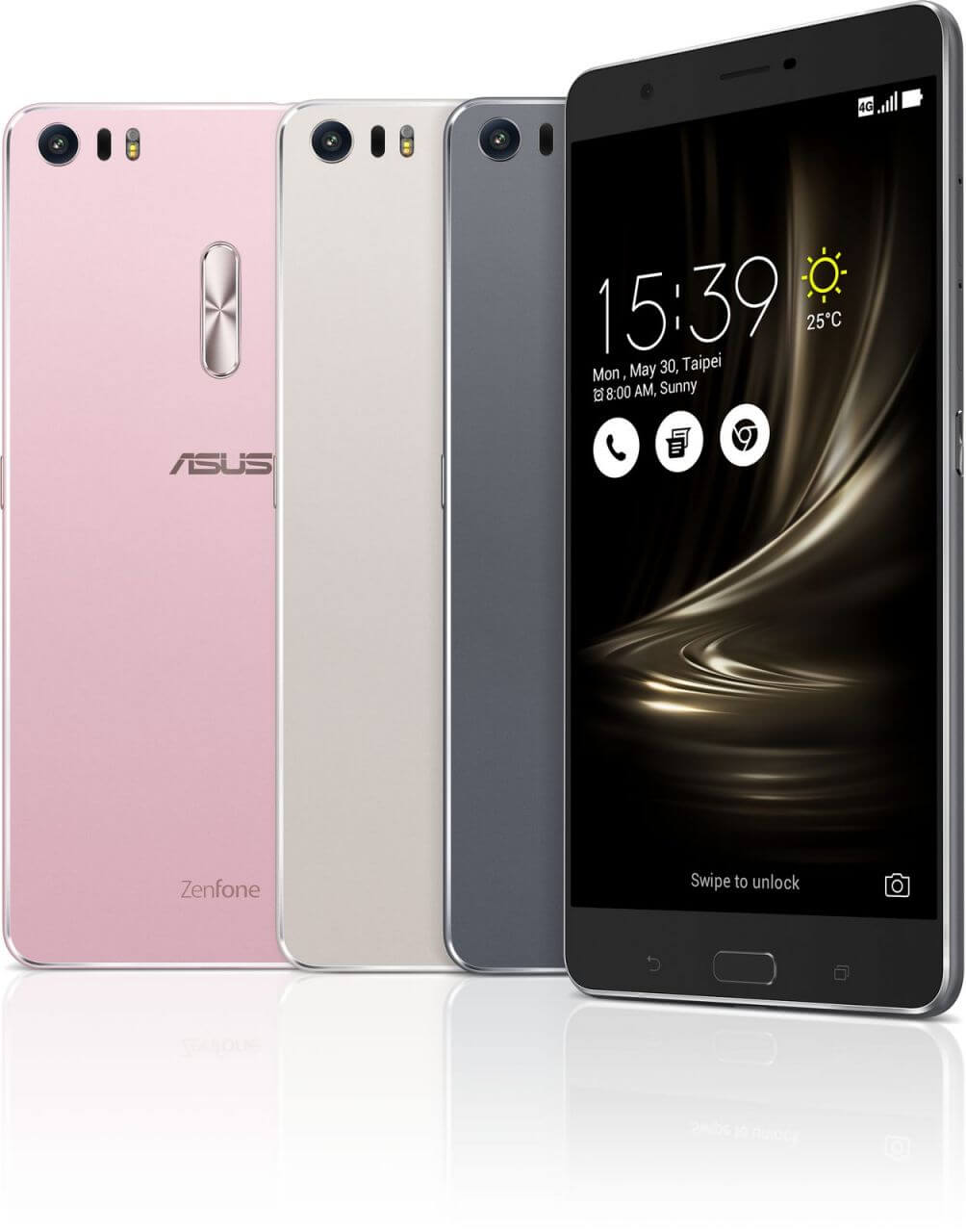 ASUS ZenFone 3 Ultra Android Smartphone
