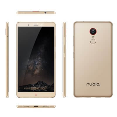 Nubia Z11 Max Android Smartphone