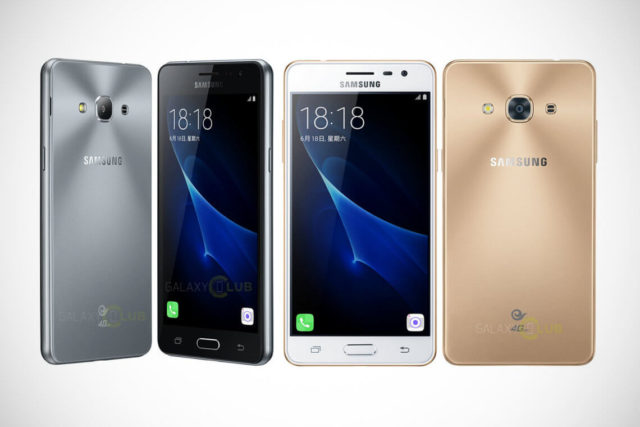 Samsung Galaxy J3 2016 Android Smartphone