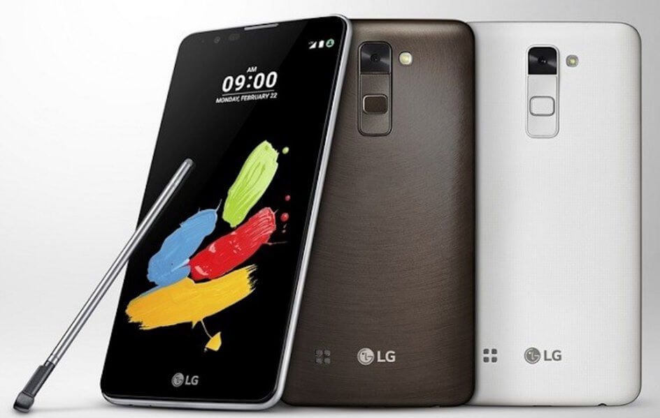 LG Stylus 2 Plus Android Smartphone