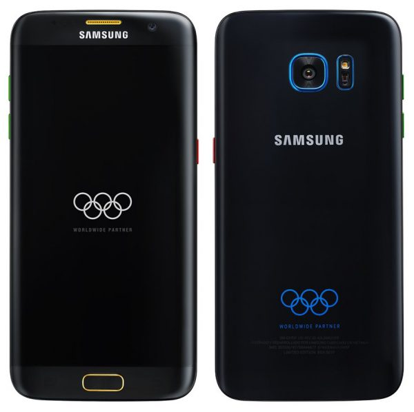 Samsung Galaxy S7 edge Olympic Edition Android Smartphone