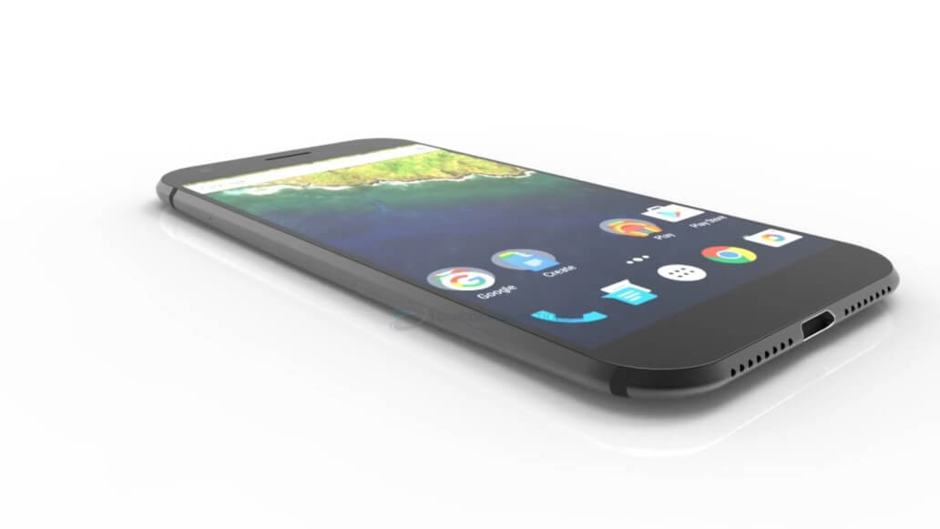 "HTC Nexus 2016 ""Sailfish"" Android Smartphone"