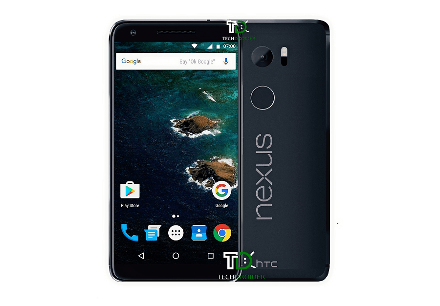 Nexus Marlin Android Smartphone