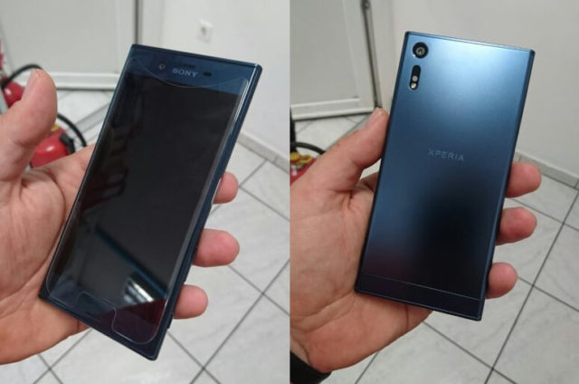 Sony Xperia F8331 Android Smartphone