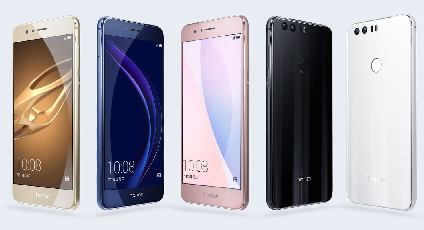 Honor 8 Android Smartphone