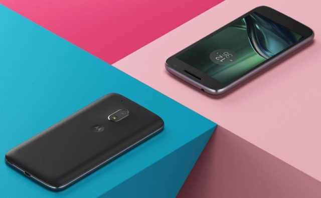 Moto G Play Android Smartphone