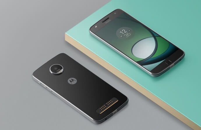 Moto Z Play Android Smartphone