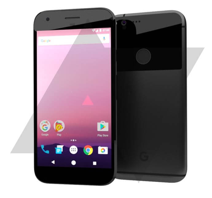 HTC Nexus Sailfish Android Smartphone