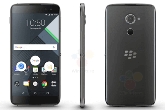 BlackBerry DTEK60 Android Smartphone
