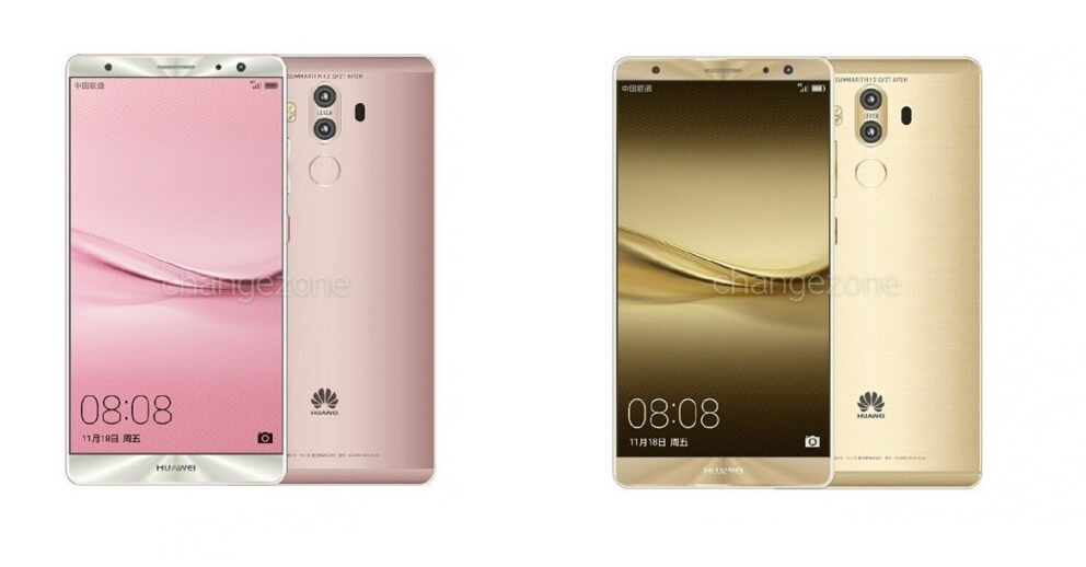 Huawei Mate 9 Android Smartphone