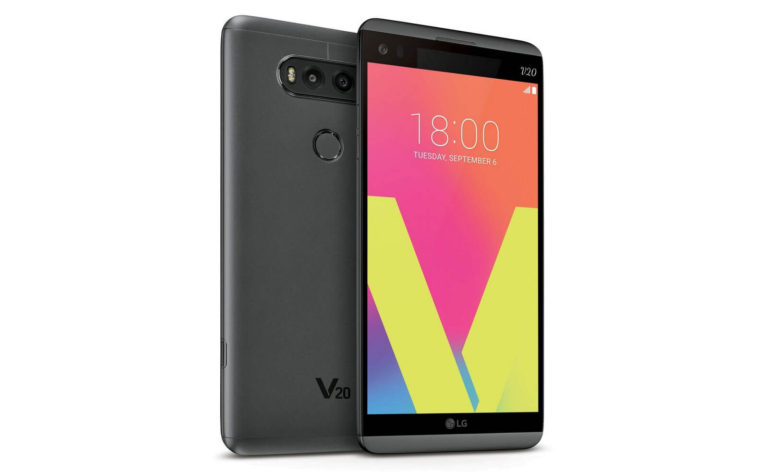 LG V20 Android Smartphone