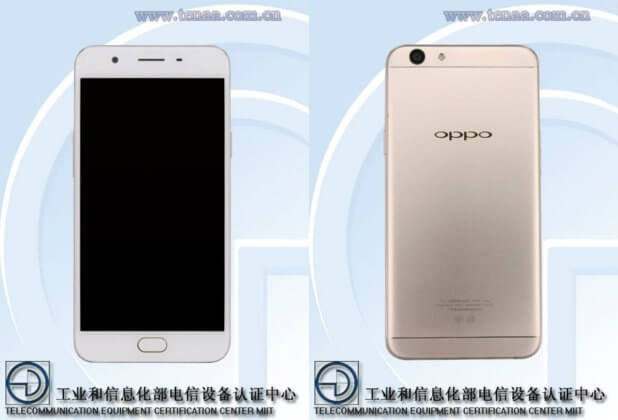 Oppo A59s Android Smartphone