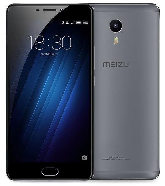 Meizu M3 Max Android Smartphone