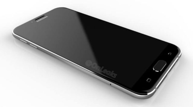 Samsung Galaxy A8 2016 Android Smartphone