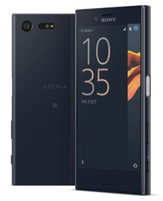 Sony Xperia X Compact Android Smartphone