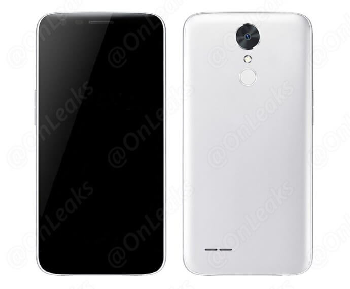 LG LV5 Android Smartphone