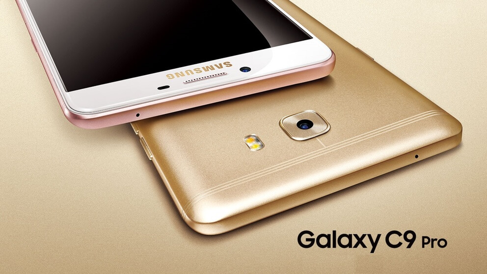 Samsung Galaxy C9 Pro Android Smartphone