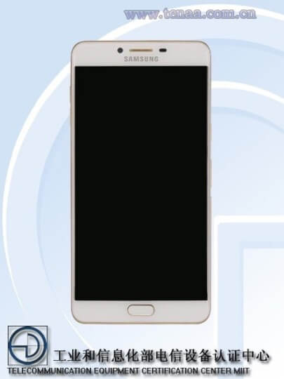 Samsung Galaxy C9 Android Smartphone