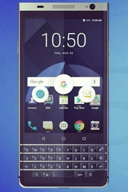 BlackBerry Mercury Android Smartphone