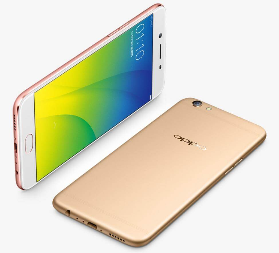 Oppo R9s Android Smartphone