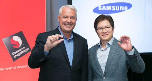 Samsung Qualcomm Snapdragon 835
