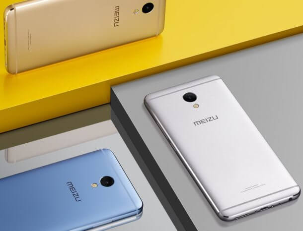 Meizu M5 Note Android Smartphone