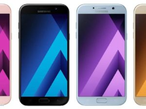 Samsung Galaxy A5 2017 Firmware-Update [A520FXXU2BQHK] [AUT] [7.0]