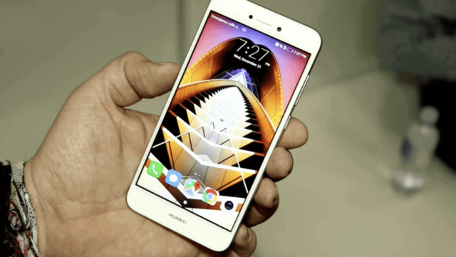 Huawei P9 Lite 2017 Android Smartphone