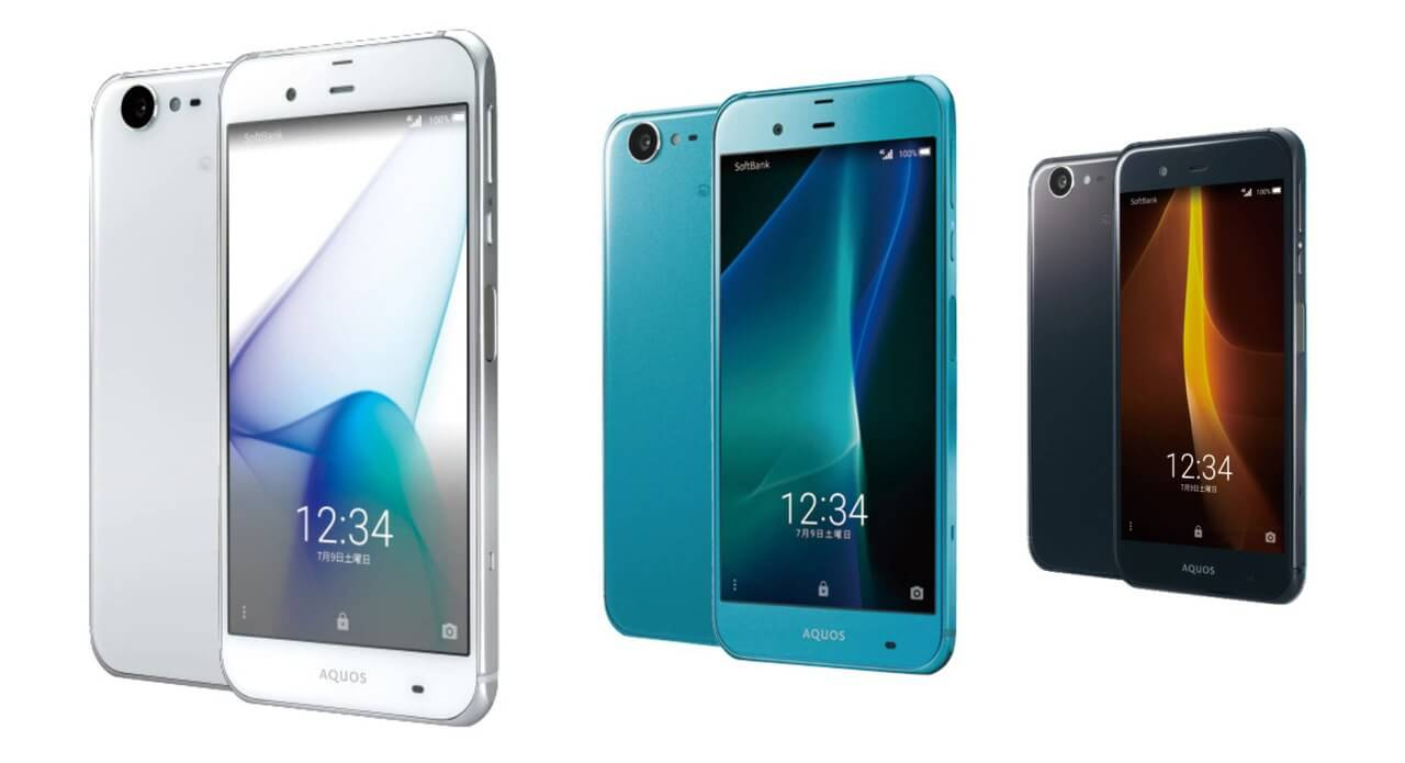Sharp Aquos Xx3 Android Smartphone