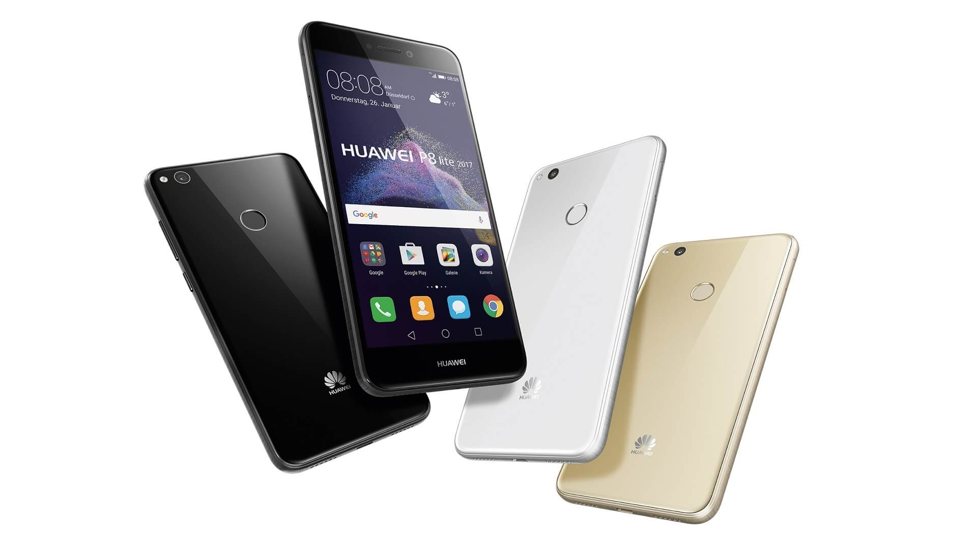 Huawei P8 Lite 2017 Android Smartphone