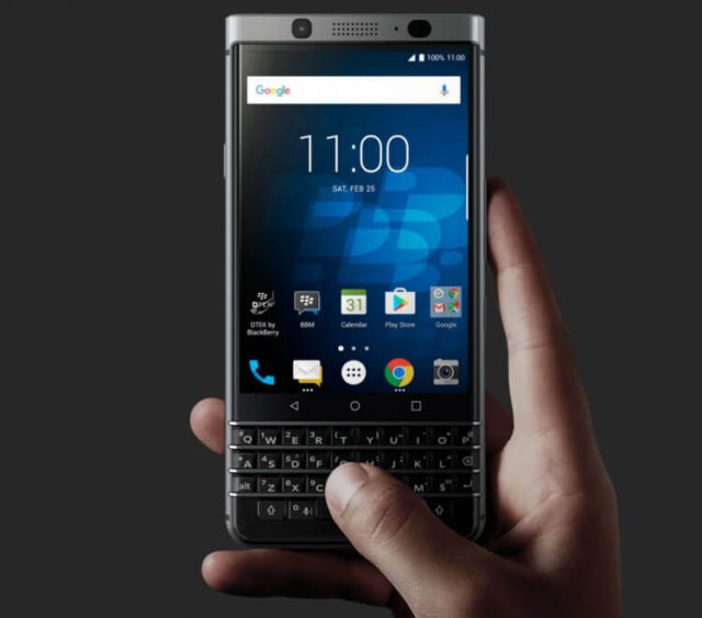 BlackBerry KEYone Android Smartphone