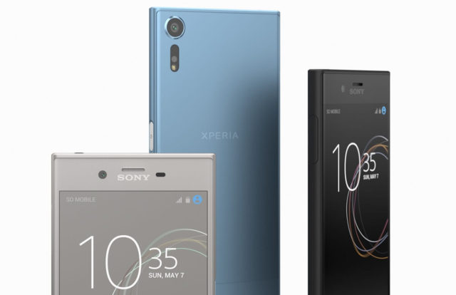 Sony Xperia XZs Android Smartphone