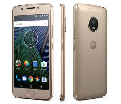 Moto G5 Plus Android Smartphone