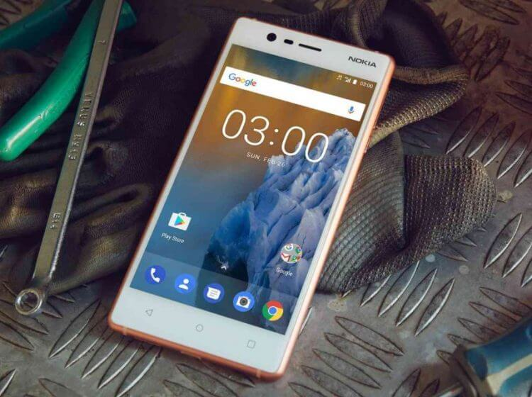 Nokia 3 Android Smartphone