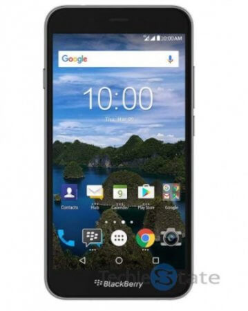 BlackBerry Aurora Android Smartphone